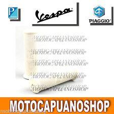 PAR DE PERILLAS BLANCA VESPA 125 150 SPRINT SUPER GL VNB4T VNB5T