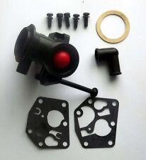 Carburetor & diaphragm for Briggs and Stratton Sprint , Quattro , Classic  +++