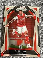 2020-21 2021 Panini Prizm Premier League Card EPL Base Gabriel RC Rookie Arsenal