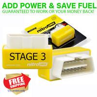 GMC CANYON SLE-SLT-WT OBD2 POWER BOX PERFORMANCE CHIP FUEL/GAS SAVER