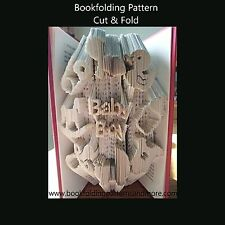Livre pliage motif-Cut & Fold-Baby Boy Nursery