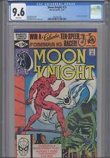 Moon Knight #13 CGC 9.6 1981 Marvel Comics Doug Moench Story Daredevil App