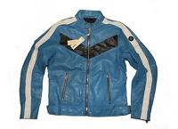 DIESEL L-REED LEATHER JACKET SIZE XL 100% AUTHENTIC