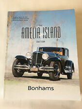 Bohnams Collector Car Auction Catalog 2015 Amelia Island not Barrett Jackson