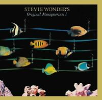 STEVIE WONDER Original Musiquarium NEW & SEALED Remastered 2X LP VINYL GATEFOLD