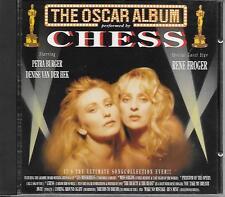 CHESS - The Oscar Album CD 12TR ABBA Holland 1992 Petra Berger Rene Froger DINO