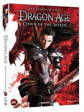 Dragon Age: Dawn of the Seeker (DVD, 2012)