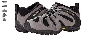 Merrell Chameleon Cham 8 Stretch Charcoal Hiking Shoe Men's US sizes 7-15/NEW!!!