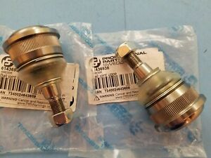 Volvo 142 - 142 -145 69-74 & 164 69-75 Upper Ball Joint Set (2) Pro-Parts Sweden