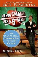 Are You Smarter Than a 5th Grader?: The Play-at-Home Companion Book to-ExLibrary