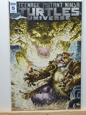 Teenage Mutant Ninja Turtles Universe #5 IDW CB6600