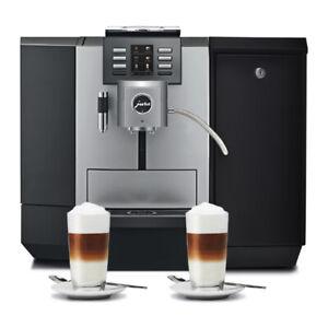 Jura JX8 Bean to Cup Coffee Machine Package - Includes Milk Fridge Unit