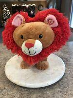 Hallmark Valentines Day Little Lionheart Animated Plush Sings Dances Wild Thing