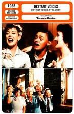 DISTANT VOICES - Postlethwaite (Fiche Cinéma) 1988 - Distant Voices, Still Lives
