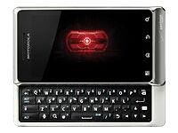 Motorola Droid 2 Global - 8GB -blue  (Verizon) Smartphone a956 used