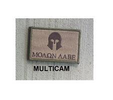 Morale Patch Special Ops Gear - MOLON LABE - HELMET - MULTICAM Arid