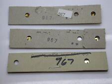 400 Day Anniversary Clock Suspension Spring Wire Unit Marked 967 (E021-02290)