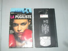 La Pugiliste/ Girlfight (Vhs)(French) Tested Michelle Rodriguez