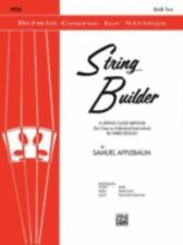 String Builder, Bk 2 : Viola by Samuel Applebaum