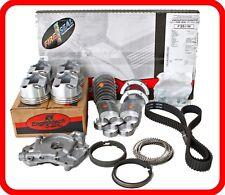 ENGINE REBUILD OVERHAUL KIT Fit 89-92 MITSUBISHI 2.0L 4G63T TURBO ECLIPSE GALANT