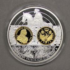 AGN - Medaille - Friedrich der Grosse - 70 mm Gigant