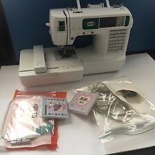 Baby Lock Sewing/Embroidery Machine Combo Sofia Excellent Used Condition