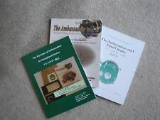 Classic Ambassadeur - official guide 3-book combo written by Simon Shimomura