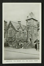 UK, ENGLAND 691-AMBLESIDE -The Market hall and Clock Tower (Real Photographic)