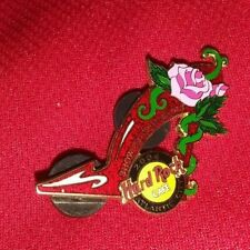Hard Rock Cafe Hrc Atlantic City Show Off Your Shoes Collectible Pin Rare /Le