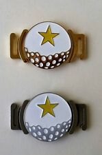 Magnetic Shoelace Golf Ball Marker