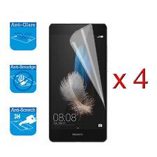Escudo Protector de cubierta de pantalla 4 X Película Lámina Para Huawei P8 Lite Protector de Pantalla LCD