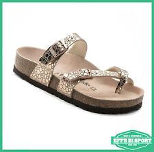 Sandalo Birkenstock Mayari metallic ciabatta donna casual infradito tempo libero