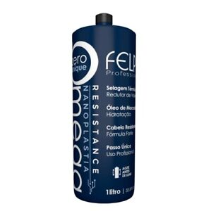 160€/1L Felps Nanoplastia Omega Zero Resistance 1000 ml Haarglättung