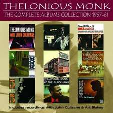 Complete Albums Collection 57-61 Thel 0823564660929 by Thelonious Monk