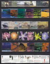 2004 COMMEMORATIVE YEAR SET COMPLETE ( 12 SETS )  UNMOUNTED MINT