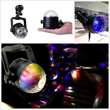 Voiture USB musicactivated Stage Light Disco DJ Colorful DEL Crystal Ambiance Lampe