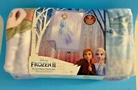 Springs Creative Disney Frozen 2 Elsa No Sew Fleece Throw Kit Sz 43 X 55 inches