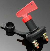 Battery Isolator Switch Cut Off Fixed Key Master Kill Switch Heavy Duty 02