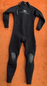 RIP CURL - Full Wetsuit - MENS SIZE XXL - BLACK