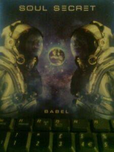 SOUL SECRET/BABEL/CD/2017/SUPERB PROG.