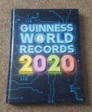 Guinness Book Of World Records 2020 Annual Hardbacked Guinness Best Book kids