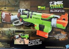 Hasbro Nerf Zombie Strike Slingfire Blaster mit Spannbügel