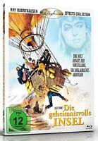 Die geheimnisvolle Insel (1961)[Blu-ray](NEU/OVP)aus der Ray Harryhausen-Schmied
