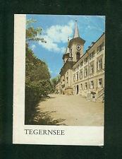 Tegernsee historia obras fotos 1986 Dr. m. hogar