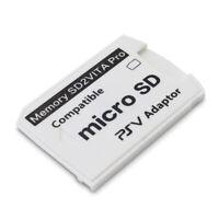 Version 6.0 SD2VITA For PS Vita Memory TF Card for PSVita Game Card PSV 1000 M5L