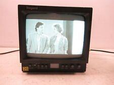 "Ikegami PM9050 9"" Professional Monitor Monochrome Black/White Video 800 Lines"