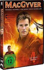 MacGYVER, Season 4 (Richard Dean Anderson) 5 DVDs NEU+OVP