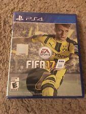 FIFA 17 EA Sports PS4 (Sony PlayStation 4, 2016) Factory Sealed