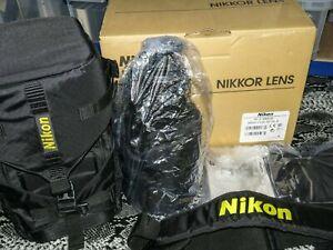 Nikon 300mm F2.8G ED VRII AF-S Nikkor Mint Boxed Perfect Prime Ultra Fast