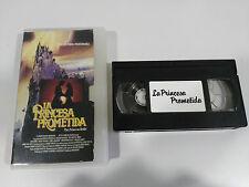 LA PRINCESA PROMETIDA VHS COLECCIONISTA EDIC ESPAÑOLA MARK KNOPFLER ROB REINER